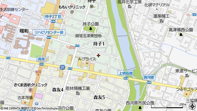 〒651-2131 兵庫県神戸市西区持子の地図