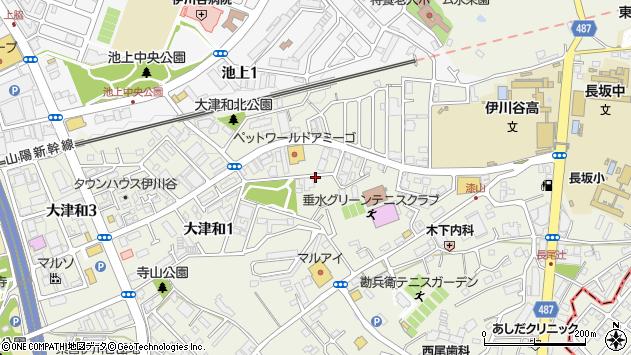 〒651-2112 兵庫県神戸市西区大津和の地図