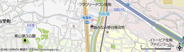 ひかり薬局壱分店周辺の地図