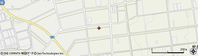 愛知県豊橋市伊古部町(原)周辺の地図