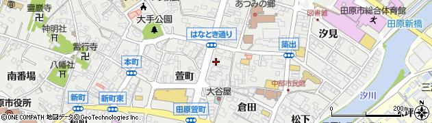 いとう屋周辺の地図