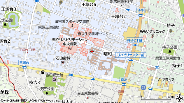 〒651-2134 兵庫県神戸市西区曙町の地図