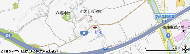 奈良県奈良市中町4569周辺の地図