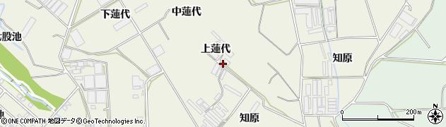 愛知県豊橋市杉山町(小部ケ原)周辺の地図
