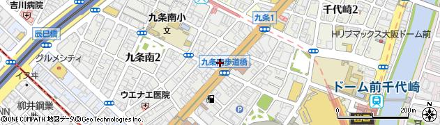 ヘアーアートクレア周辺の地図