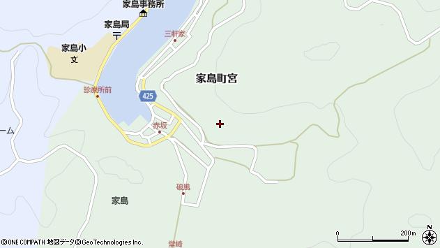 〒672-0102 兵庫県姫路市家島町宮の地図