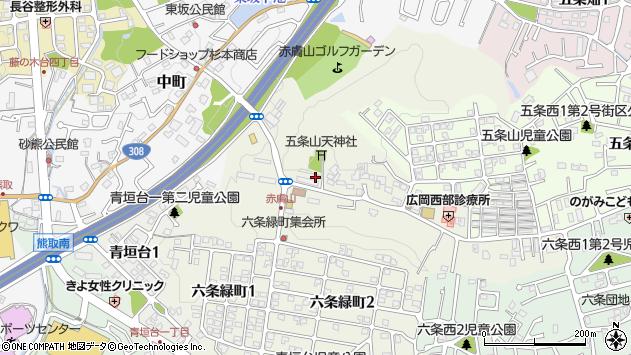 〒630-8035 奈良県奈良市赤膚町の地図