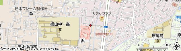 林精神医学研究所附属 林道倫精神科神経科病院周辺の地図