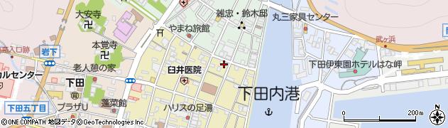 串カツ たろう周辺の地図