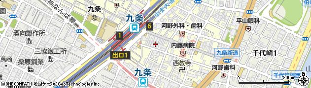 居酒屋勝周辺の地図