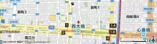 オリエンタルビューティーサロンAcure周辺の地図