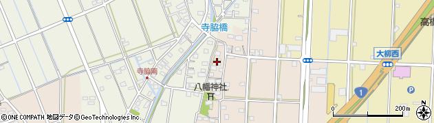 静岡県浜松市南区福塚町周辺の地図