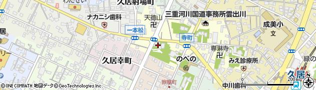 超善寺周辺の地図