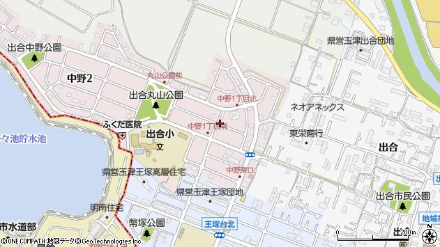 〒651-2136 兵庫県神戸市西区中野の地図