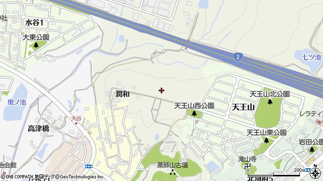 〒651-2124 兵庫県神戸市西区伊川谷町潤和の地図