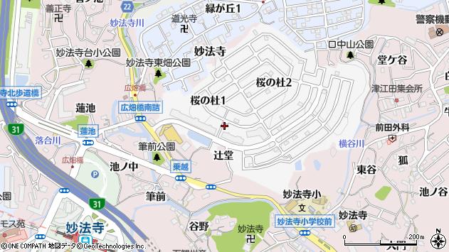 〒654-0114 兵庫県神戸市須磨区桜の杜の地図
