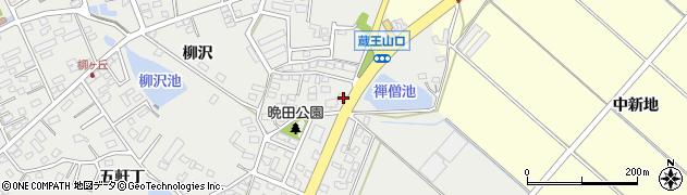 こまつ周辺の地図