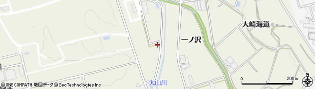 愛知県豊橋市高塚町(三ツ合)周辺の地図