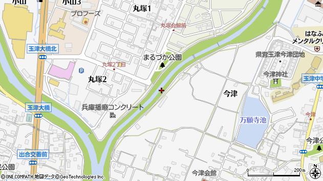 〒651-2143 兵庫県神戸市西区玉津町丸塚の地図