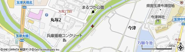 兵庫県神戸市西区玉津町(丸塚)周辺の地図