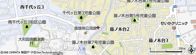 奈良県奈良市中町508周辺の地図