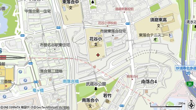 〒654-0152 兵庫県神戸市須磨区東落合の地図