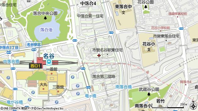 〒654-0154 兵庫県神戸市須磨区中落合の地図