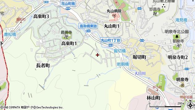〒653-0866 兵庫県神戸市長田区長者町の地図