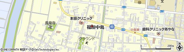 カラオケスナック洋子周辺の地図