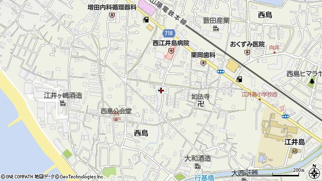 〒674-0065 兵庫県明石市大久保町西島の地図
