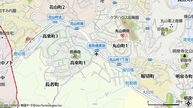 〒653-0875 兵庫県神戸市長田区丸山町の地図