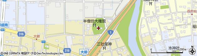 冨泉寺周辺の地図
