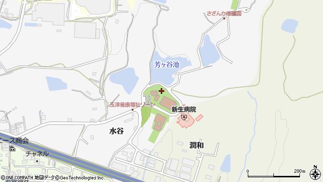 〒651-2121 兵庫県神戸市西区水谷の地図