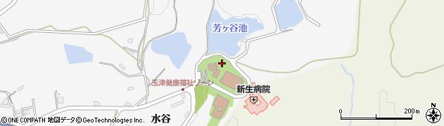兵庫県神戸市西区玉津町(水谷)周辺の地図