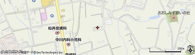 愛知県豊橋市南大清水町周辺の地図