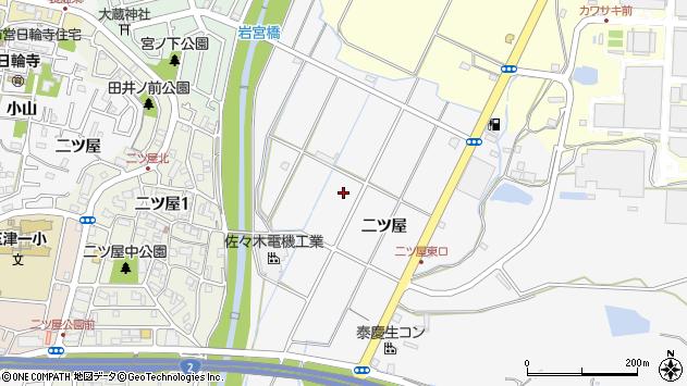 〒651-2142 兵庫県神戸市西区二ツ屋の地図