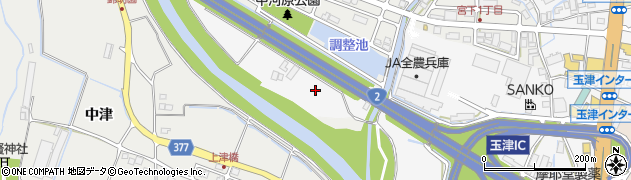 兵庫県神戸市西区玉津町(田中)周辺の地図