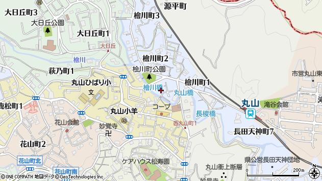 〒653-0887 兵庫県神戸市長田区檜川町の地図