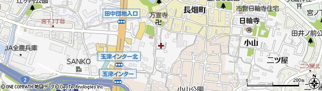 兵庫県神戸市西区玉津町(居住)周辺の地図