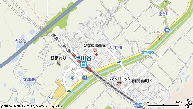 〒651-2109 兵庫県神戸市西区前開南町の地図