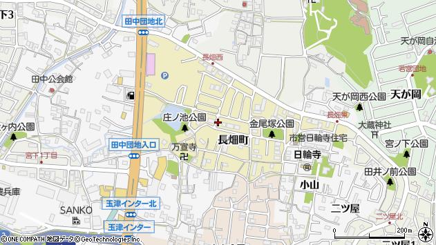 〒651-2148 兵庫県神戸市西区長畑町の地図