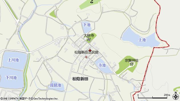 〒674-0052 兵庫県明石市大久保町松陰新田の地図