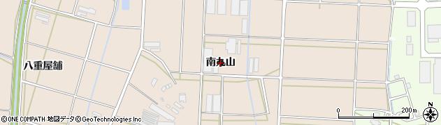 愛知県豊橋市野依町(南丸山)周辺の地図