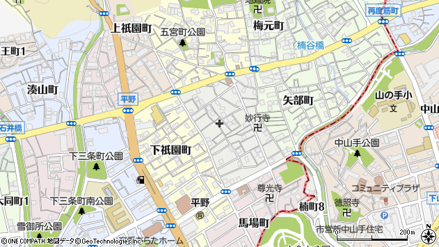 〒652-0006 兵庫県神戸市兵庫区神田町の地図