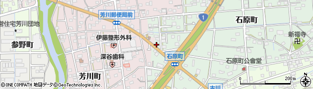 ママグリル 韓国料理屋周辺の地図