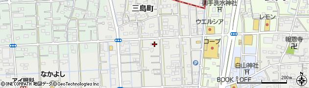 ふきのとう周辺の地図