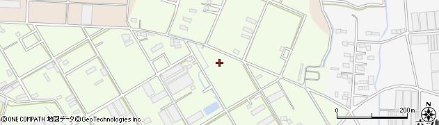 愛知県豊橋市若松町(北ヶ谷)周辺の地図