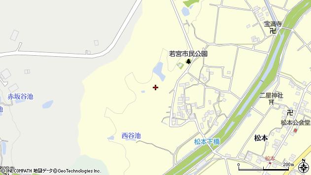〒651-2239 兵庫県神戸市西区櫨谷町松本の地図