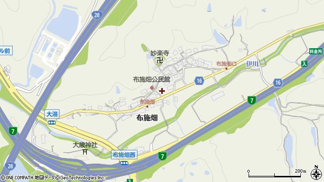 〒651-2101 兵庫県神戸市西区伊川谷町布施畑の地図