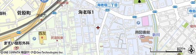 富士ハウス周辺の地図